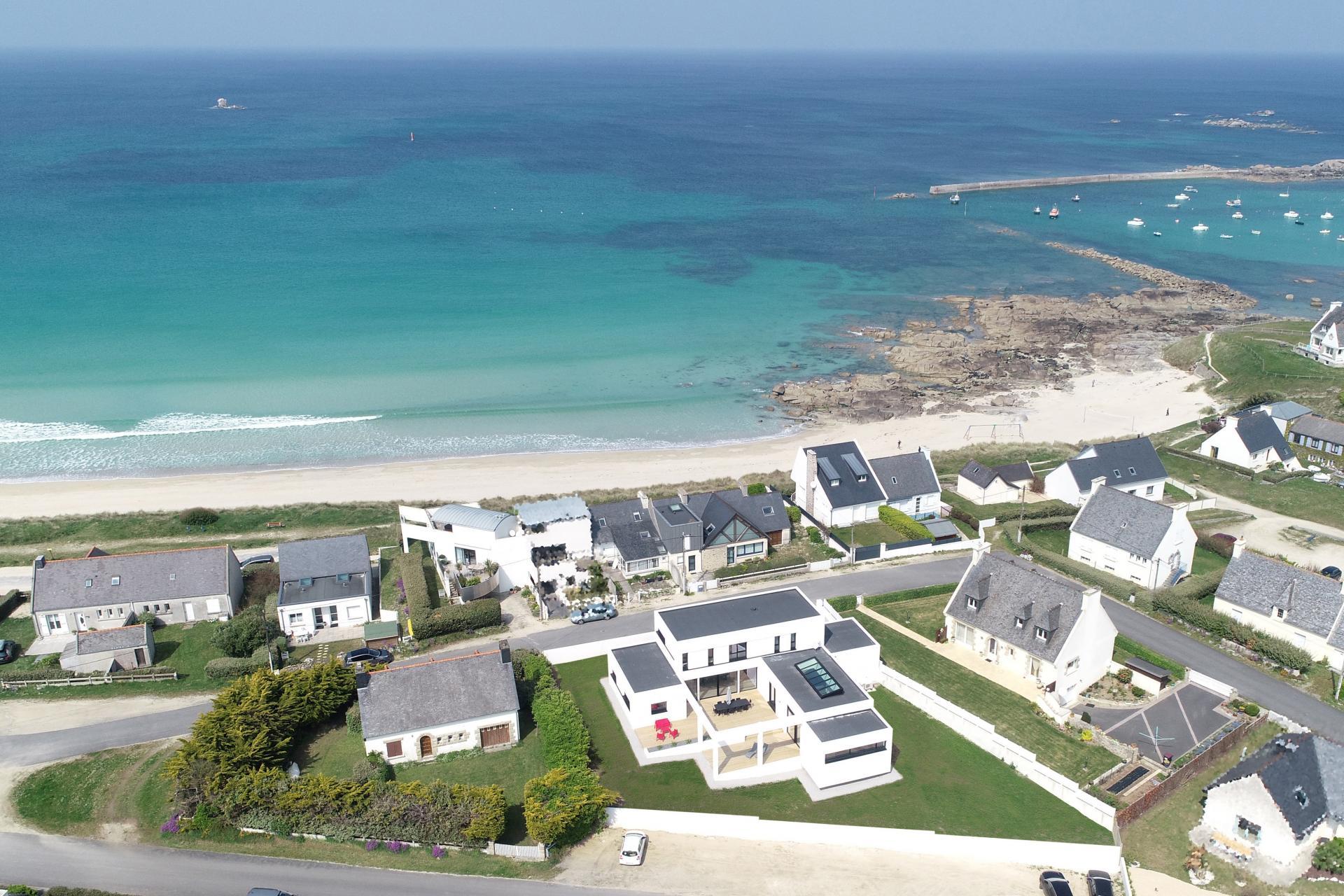 Villa située à 50 mètres de la plage